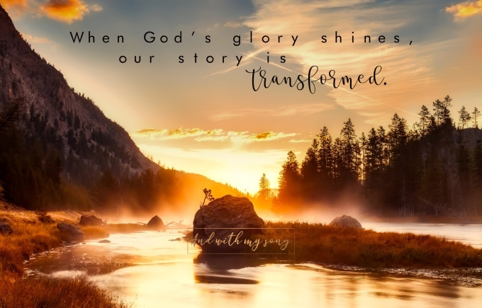 When God's Glory Shines